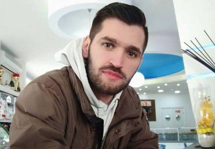 Pietro Serra, ha denunciato molestie sessuali