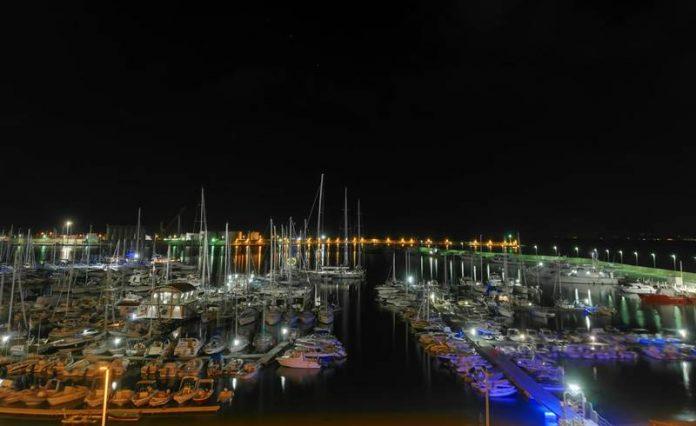 Il porto di Vibo Marina in uno scatto di Chiara De Girolamo