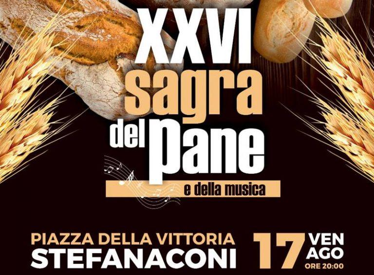 Estate vibonese   A Stefanaconi il pane torna protagonista con la storica sagra