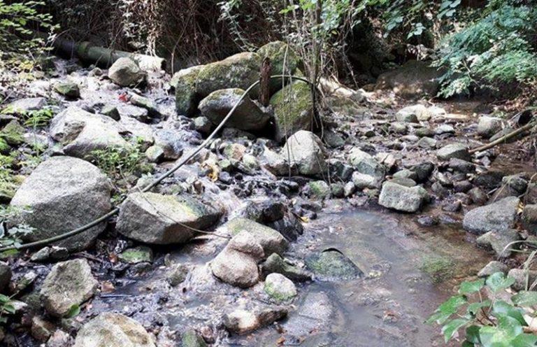 """""""Bomba ecologica"""" a Coccorinello, individuato impianto di sollevamento mai entrato in funzione (FOTO)"""