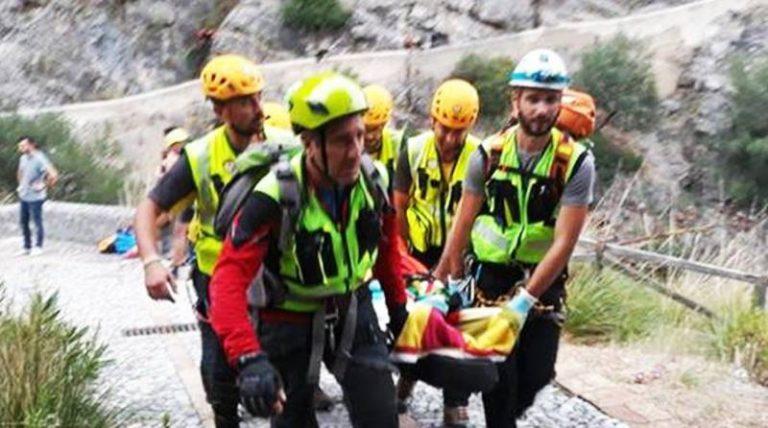 Torrente in piena sul Pollino, sono dieci gli escursionisti morti e cinque i dispersi (VIDEO)
