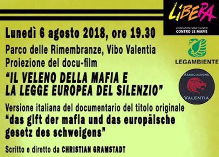 """""""Il veleno della mafie"""" da Natale De Grazia a Soumayla Sacko, iniziativa di Libera a Vibo"""