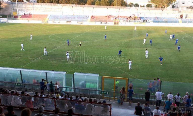 Vibonese, esordio stagionale amaro: sconfitta casalinga contro il Siracusa