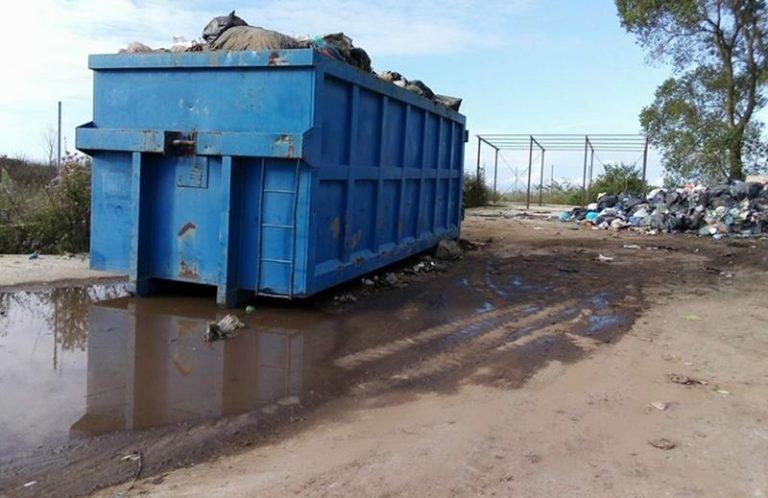 Discarica illegale a Caroniti: raccolti i rifiuti resta il percolato