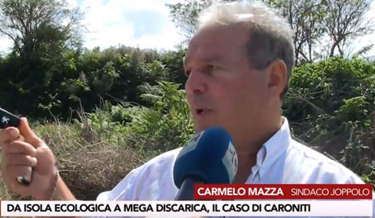 """Isola ecologica divenuta discarica, il sindaco di Joppolo: """"Nessuno doveva controllare"""" (VIDEO)"""