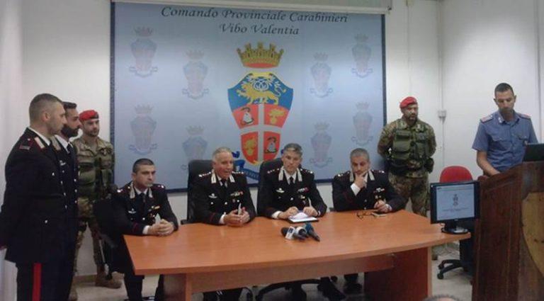 I carabinieri sull'omicidio Piperno a Nicotera: «Luce sul delitto in poco più due mesi» (VIDEO)