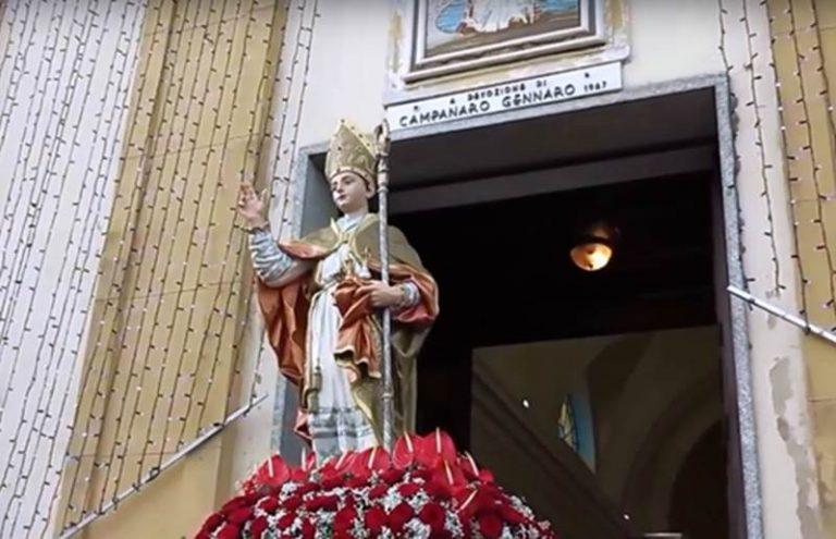 San Gennaro e l'adorazione dei napoletani, ma Gennarino è nato nel Vibonese