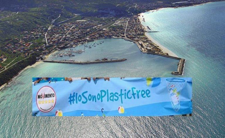 Ambiente: iniziativa dei Cinque Stelle a Vibo Marina contro la plastica