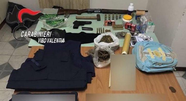 Armi, droga e rituali mafiosi a Nicotera, la Dda chiede il rinvio a giudizio