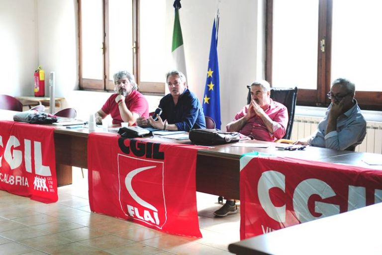 Forestali, a Fabrizia l'assemblea sindacale di base della Flai-Cgil