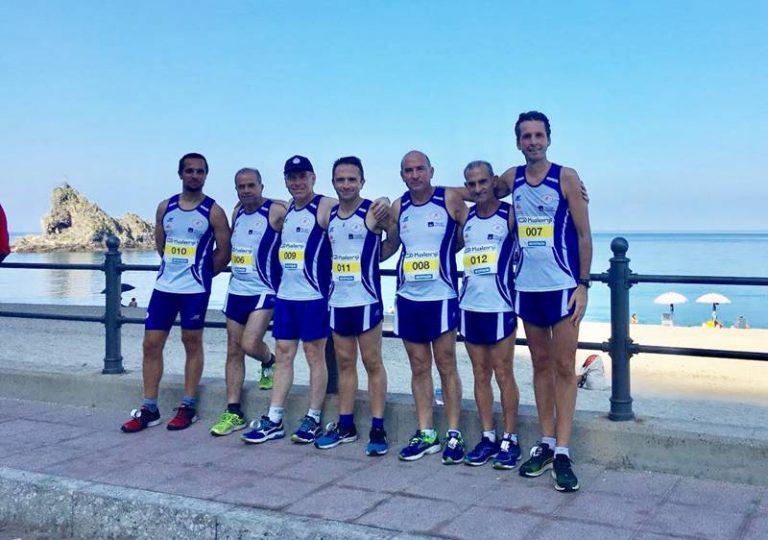 """Corsa su strada, l'Atletica San Costantino presente al """"Gran Prix Costa Viola"""""""