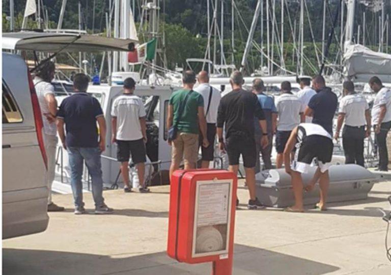 Cadavere recuperato al largo del mare di Joppolo dalla Guardia costiera