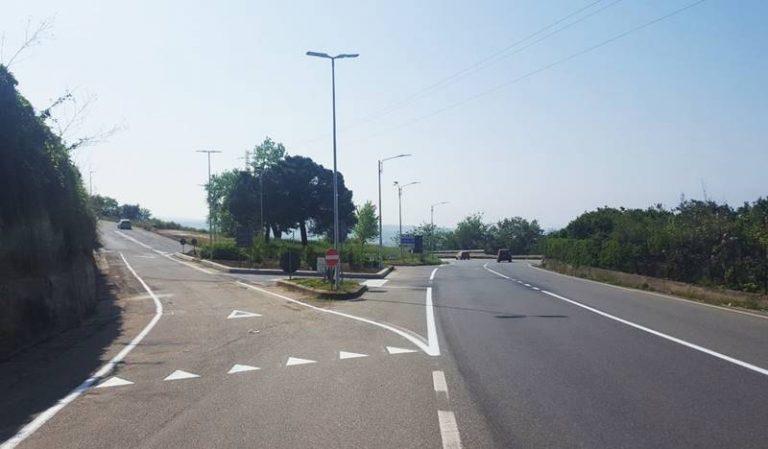 L'Anas avvia il rifacimento delle strade anche nel Vibonese