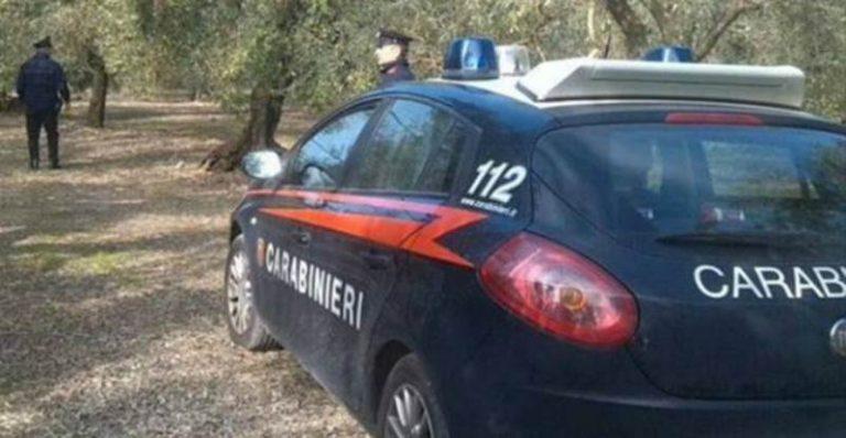 Detenzione di 260 cartucce di fucile, denunciati madre e figlio a Monterosso