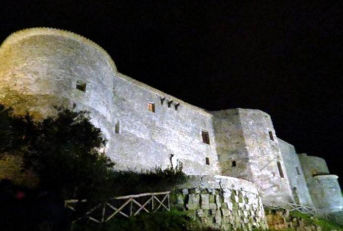 Il Castello di Vibo Valentia, uno dei simboli della città