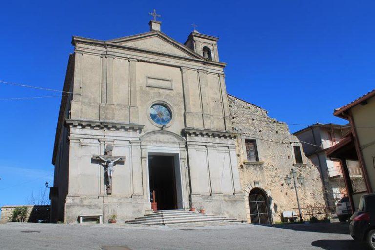 Al via i lavori di restauro nella chiesetta cinquecentesca di Ionadi