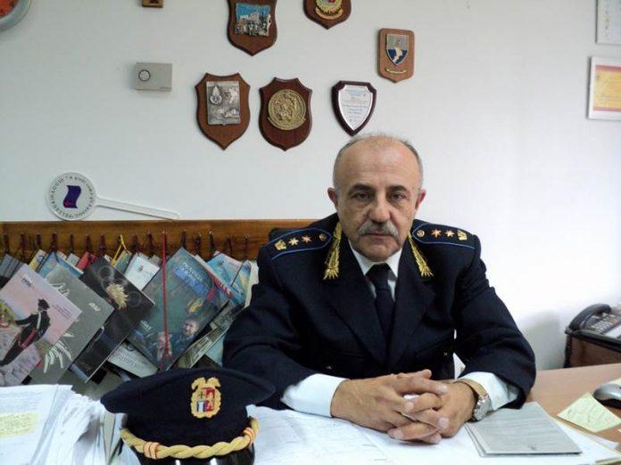 Il comandante Giuseppe La Fortuna
