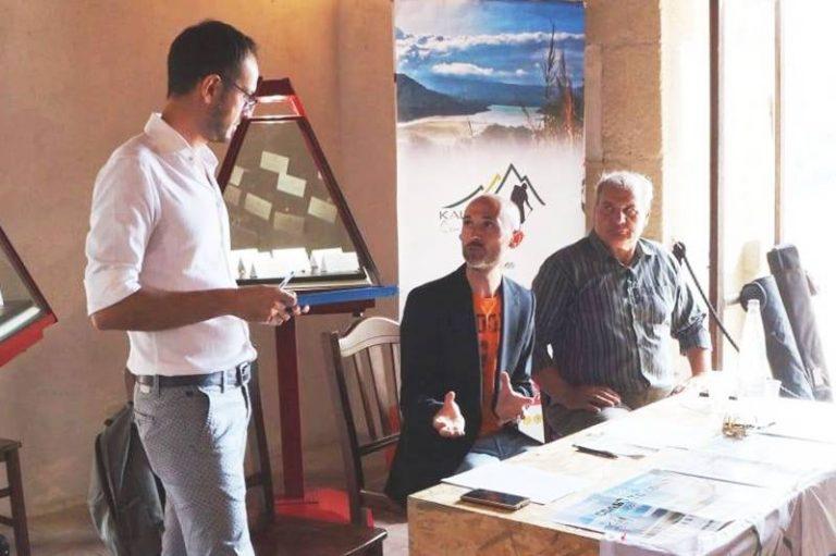 """A piedi dallo Jonio al Tirreno, presentata a Pizzo """"Kalabria coast to coast"""""""