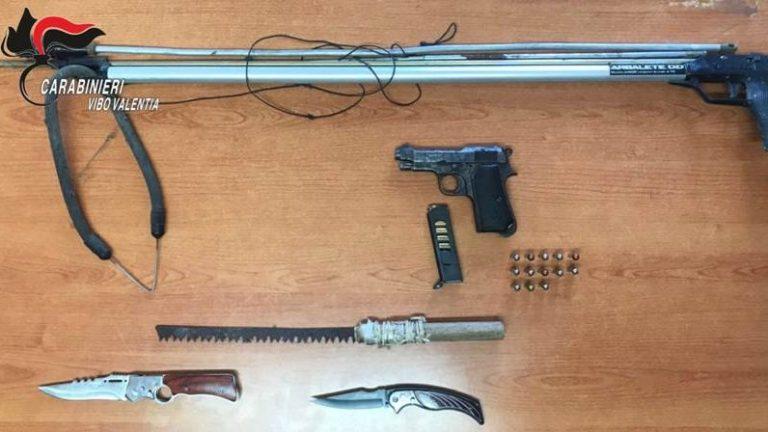 Armi in casa, chiesta la condanna per il cognato del boss Antonio Mancuso