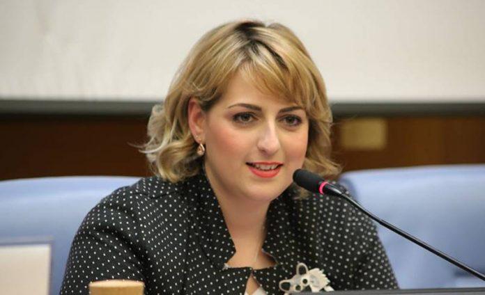 La parlamentare del M5s Dalila Nesci