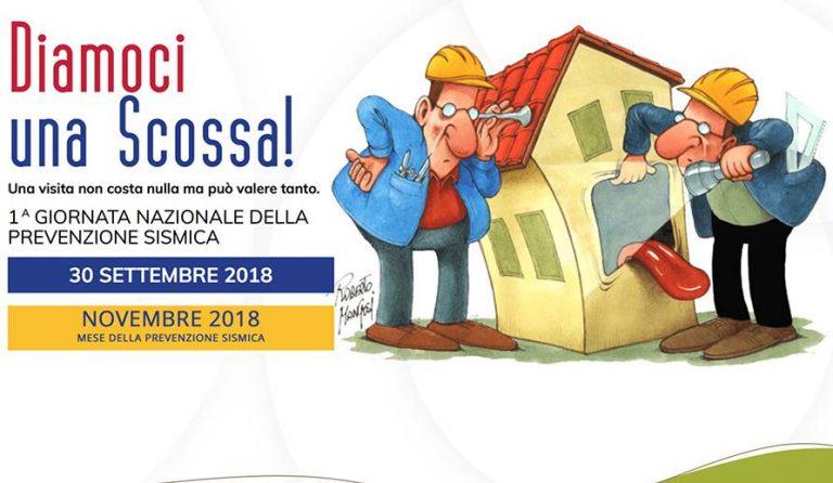"""""""Diamoci una scossa"""", la campagna degli architetti per la prevenzione sismica nel Vibonese"""
