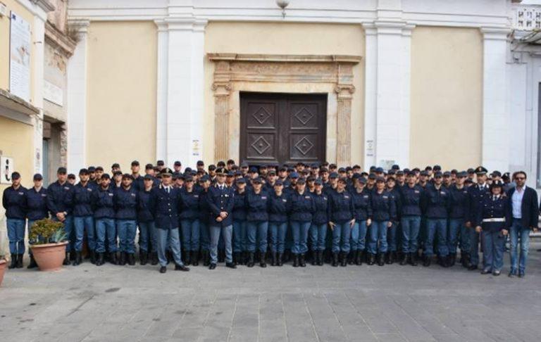 San Michele Arcangelo, la Polizia festeggia il suo patrono anche a Vibo