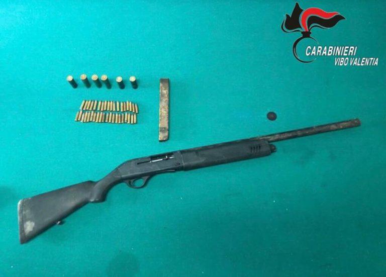 Armi: commerciante arrestato a San Calogero