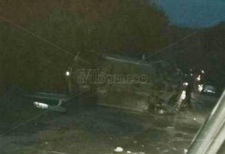 Incidente stradale a Rombiolo: auto si ribalta lungo la provinciale, ferita una 24enne