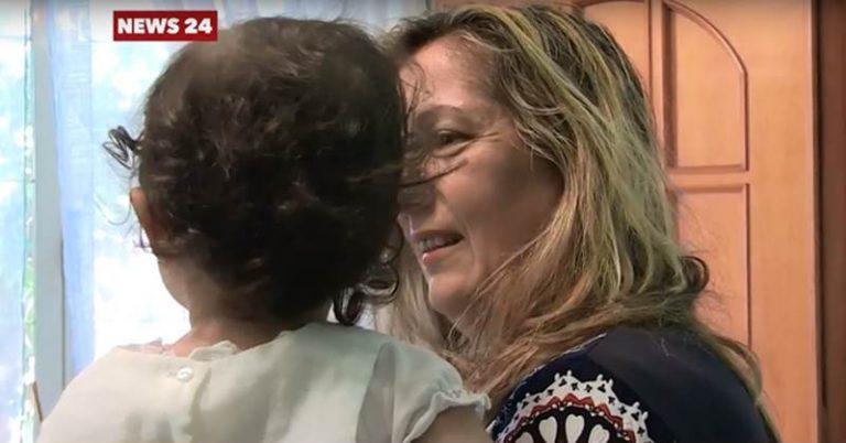 La piccola Greta e l'appello di una mamma di Cessaniti: «Vaccinate i vostri figli»