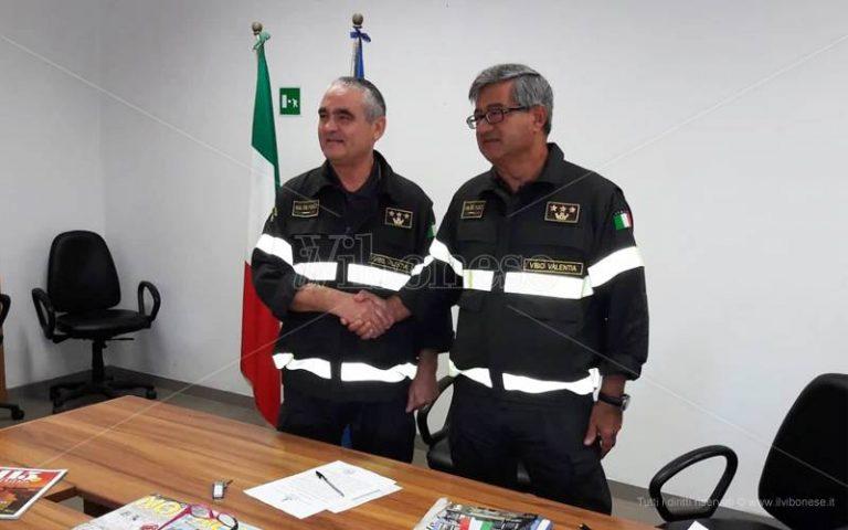 Vigili del fuoco, il vibonese Monterosso s'insedia alla guida del Comando provinciale (VIDEO)