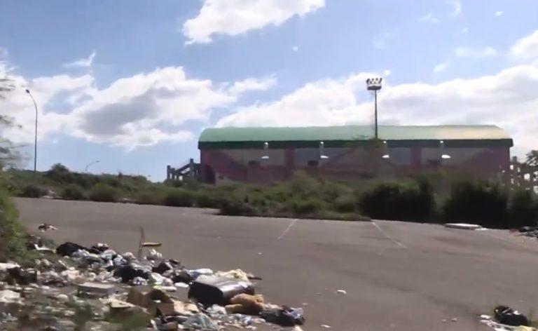 """Da """"Cittadella dello sport"""" a discarica, lo scempio di località Maiata a Vibo – Video"""