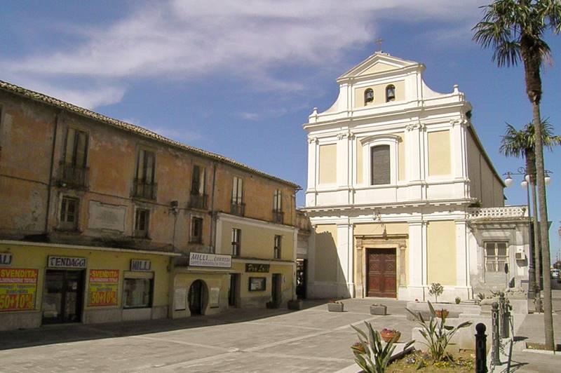 La chiesa di Santa Maria la Nova a Vibo