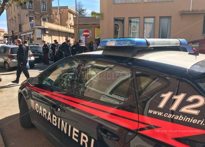 Carabinieri a Tropea (repertorio)