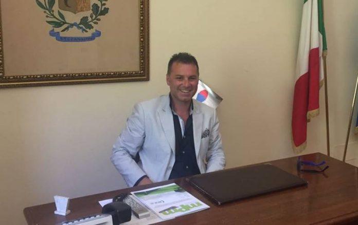 Il sindaco di Stefanaconi Salvatore Solano