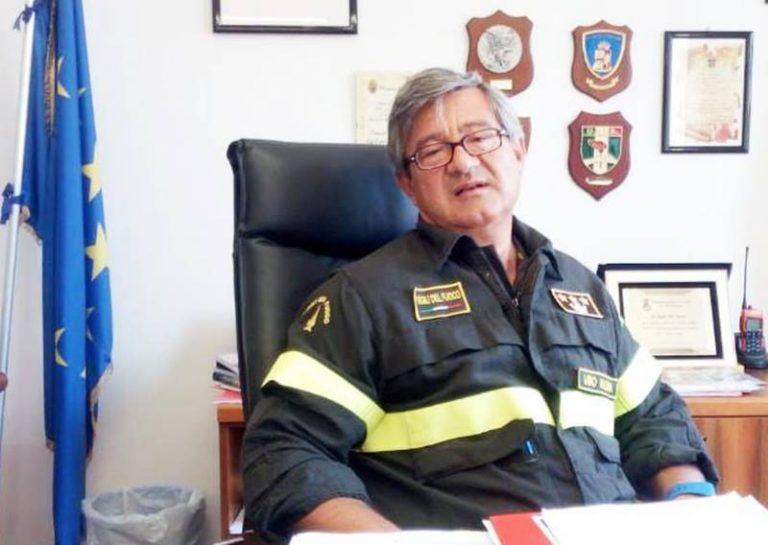 Vigili del fuoco, cambio della guardia al vertice del Comando provinciale di Vibo