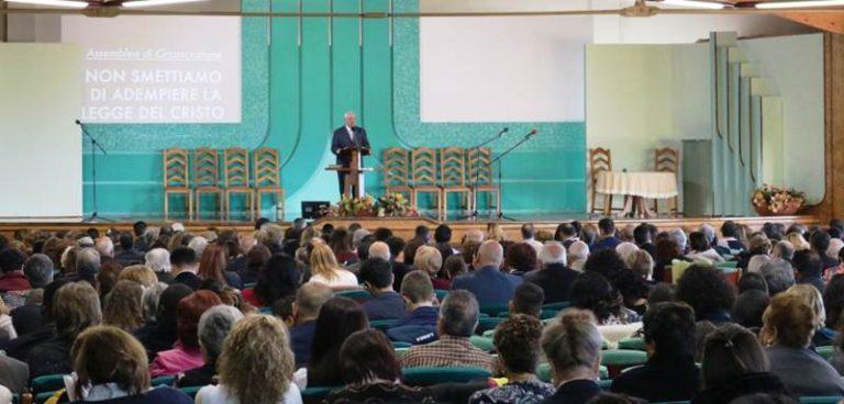 Assemblea dei Testimoni di Geova a Francavilla: attesi oltre 1.500 fedeli