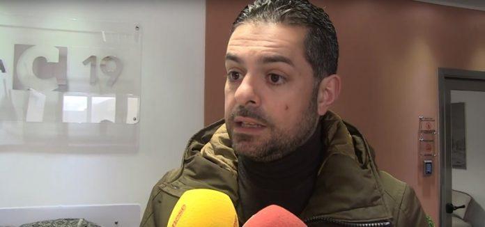 Il sindaco di Acquaro Giuseppe Barilaro