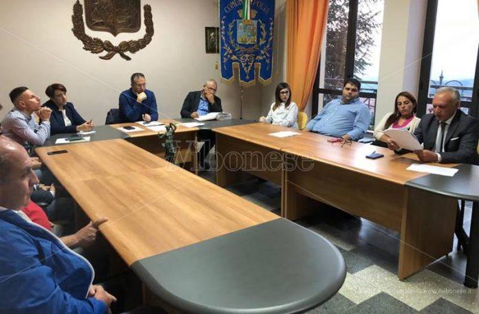 Il consiglio comunale aperto di Polia