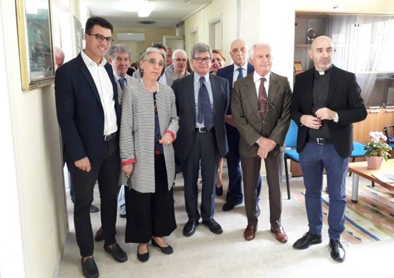 Sanità, inaugurata a Pizzo la Centrale unica per l'assistenza primaria – Video