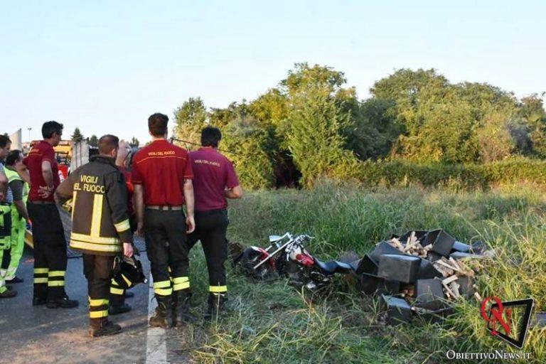 Incidente stradale a Rivoli, perde la vita 44enne originario del Vibonese