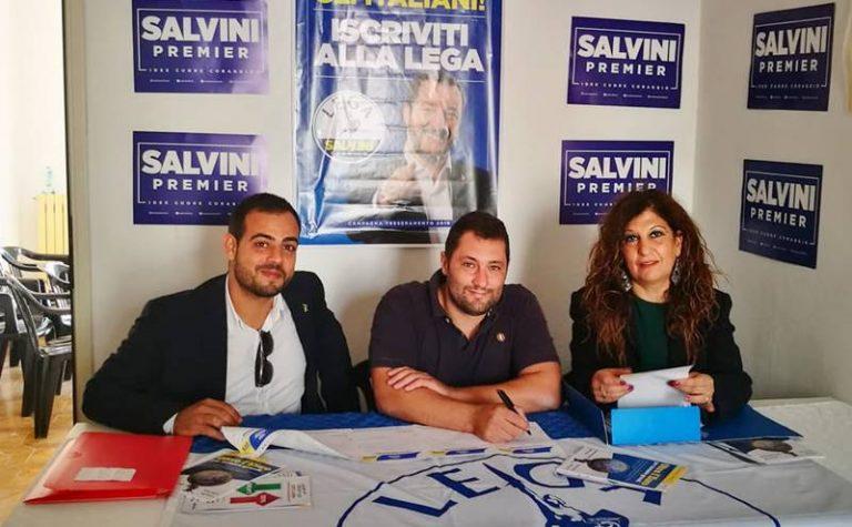 Prosegue il radicamento della Lega nel Vibonese, nominati i referenti cittadini