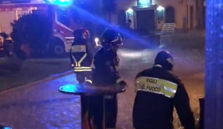 Il maltempo imperversa nel Vibonese, Serre e Preserre in ginocchio