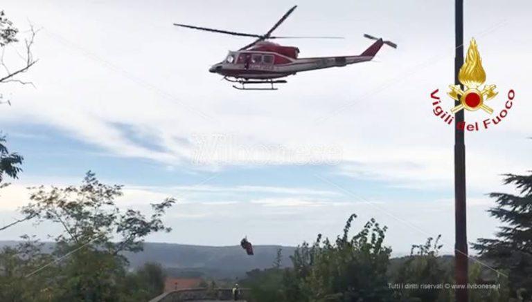 Maltempo nel Vibonese, oltre 70 interventi per i vigili del fuoco ed i carabinieri – Video