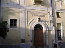 La sede del Comune di Tropea