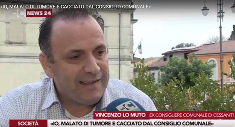 Cessaniti, la denuncia dell'ex consigliere: «Cacciato perché malato di tumore» – Video