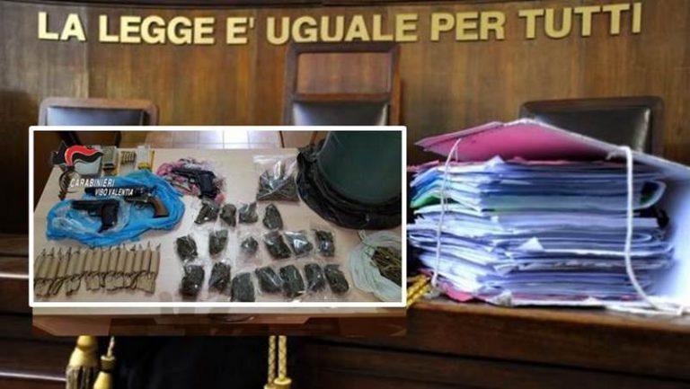 Armi e droga: lascia il carcere giovane di Caroniti di Joppolo