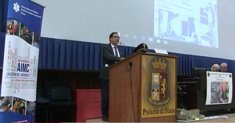Vibo, partito il XIX congresso nazionale dell'Associazione Italiana Medicina delle catastrofi – Video