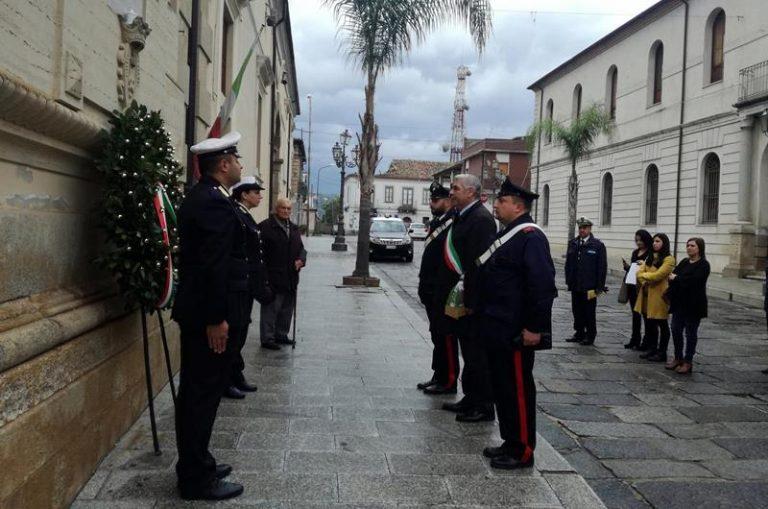 Festa del 4 Novembre, commemorazione a Mileto