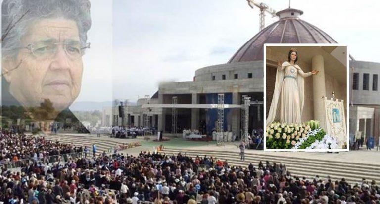 Fondazione di Natuzza: tutto pronto a Paravati per l'anniversario della statua della Vergine