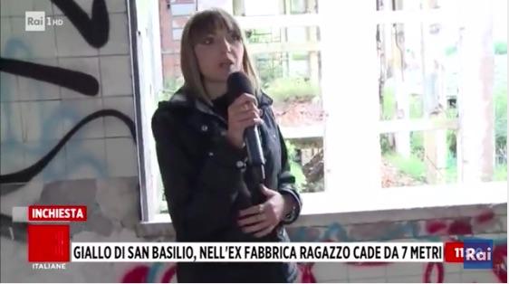 Giornalista vibonese aggredita a Roma in diretta Tv
